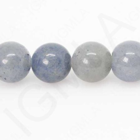 12mm Blue Aventurine Natural Round Beads Beads