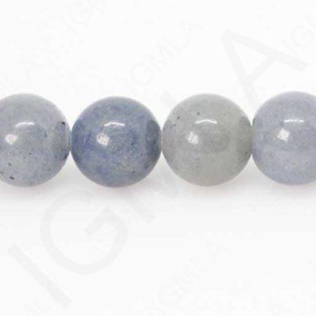 12mm Blue Aventurine Natural Round Beads Beads