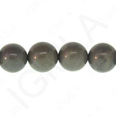 12mm Coffe Stone Natural Round Beads Beads