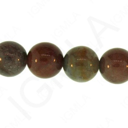 Fancy Jasper Natural Round