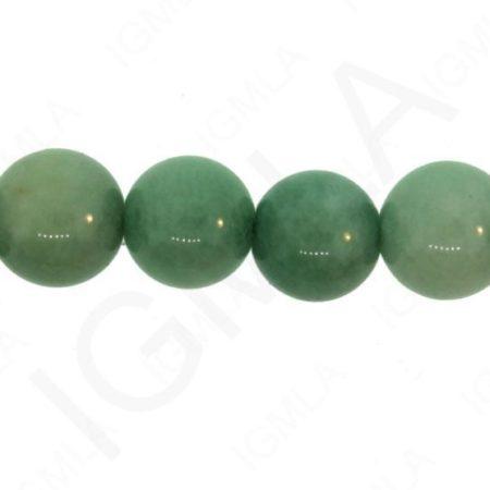 Green Aventurine Natural Round