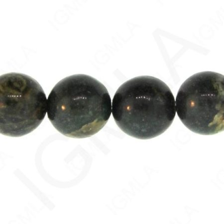 12mm Taiwan Jade Natural Round Beads Beads