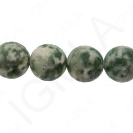 12mm Tree Agate Natural Round Beads Beads