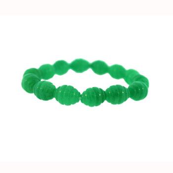 Dyed Aventurine Melon Bracelets