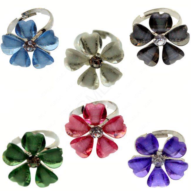 Flower Ring Jewelry Jewelry