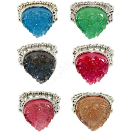 6 Color Asst Ring Jewelry Jewelry