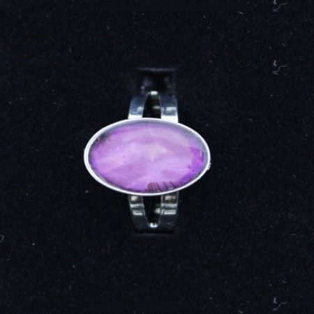 Zinc Alloy Oval Rings