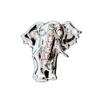 Zinc Alloy Elephant Rings