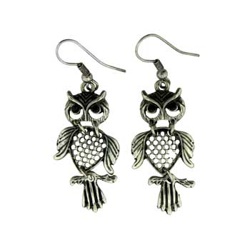 Owl Earring Jewelry Jewelry