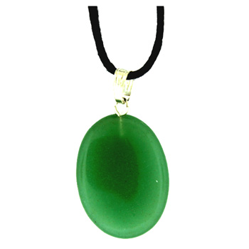 Assorted Shapes Green Aventurine Oval 16X22mm Jewelry