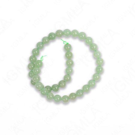 16″ 10mm Green Aventurine Round Beads