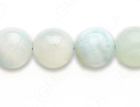 15-16″ 16mm Hemmorphite Round Plain Beads